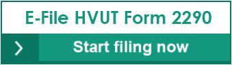 E-file HVUT Form 2290