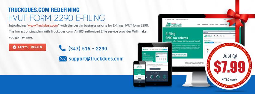 Truck Tax Efile