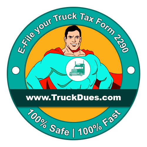 Heavy Vehicle Tax E-filing at $7.99