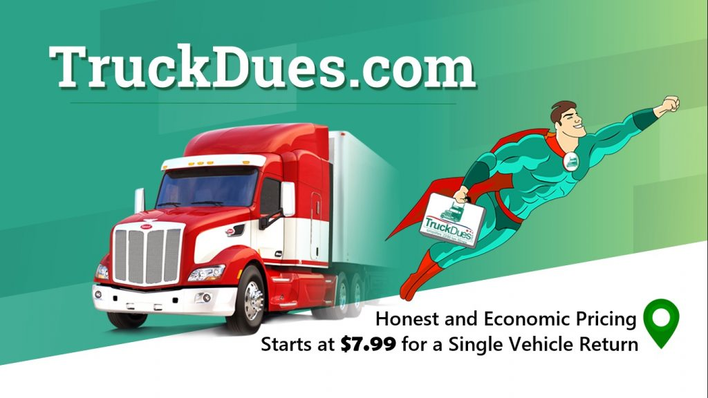 2290 eFile is rewarding with TruckDues.com